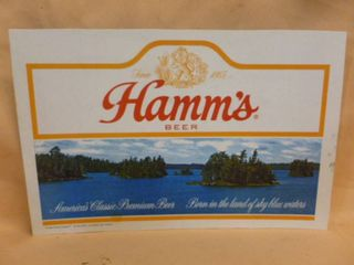 Vintage Hamm's
