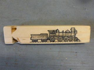 Train Whistle Decoration