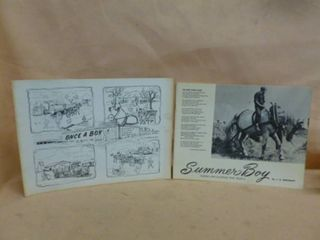 Vintage Booklets