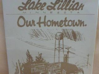 Lake Lillian Booklet