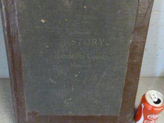 Antique County Atlas Book