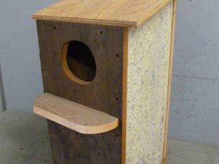 New Wood Duck House