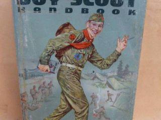 Vintage Boy Scouts Book