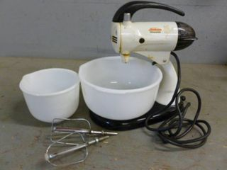 Counter Top Mixer