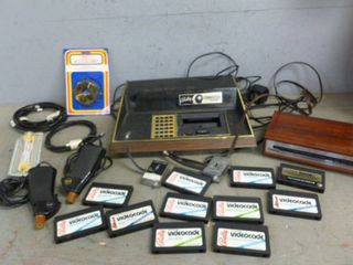 Vintage Bally Game Console