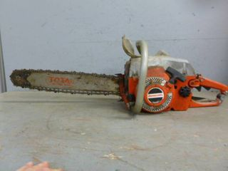 Jonsereds Chainsaw