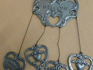 Pewter Windchime