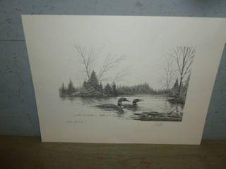 Terry Redlin Print