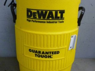 DeWalt Water Cooler