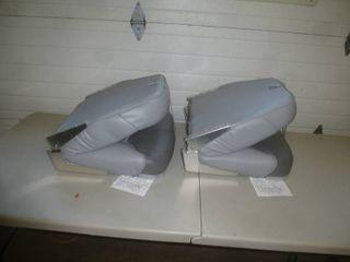 Sportsman Guide Boat Seats Gray