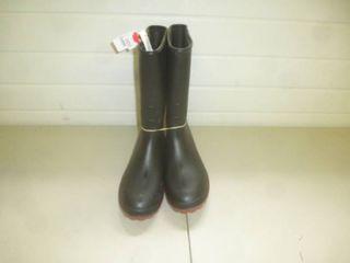 Kamik Black Rubber Boots Size 11