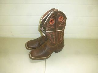 Justin Boots Size 8 1/2 EE