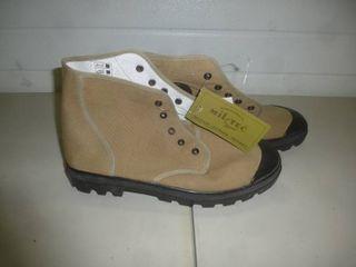 Mil Tek Canvas Shoe Size 45 UK