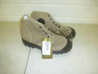 Mil Tek Canvas Shoe Size 42 UK