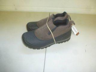 Dawson II Slip on Boots Size 9