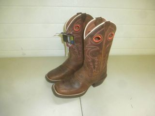 Justin Boots 8 1/2 EE