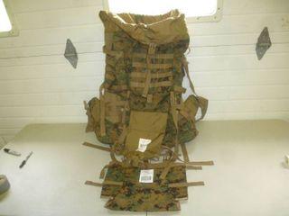 Military Ruck Sack Pack Set