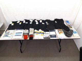 Large Lot of NEW Large Mens Socks, Underwear, etc.