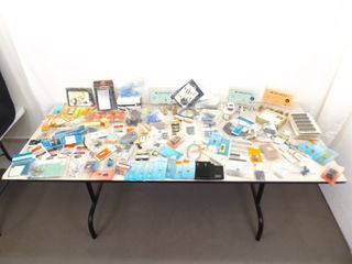 Large Lot of NEW Misc. Electronics, Pieces, Parts, etc.
