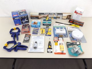 Lot of NEW Misc. Hardware, Tools, etc.