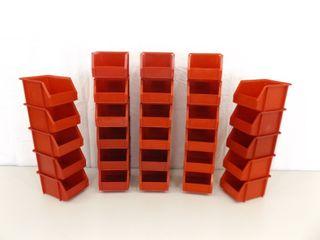 Lot of NEW Storage Bins