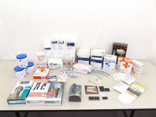 Large Lot of NEW Medical, First Aid, Personal Care, etc. Items