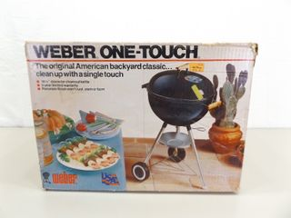 NEW in Box Webber Grill