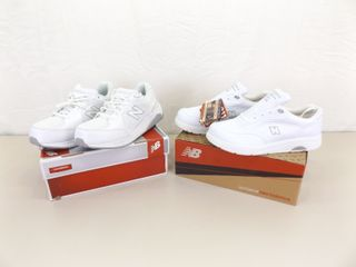 NEW in Original Boxes Mens New Balance Tennis Shoes Sizes 12 6E and 11.5 4E