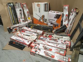 ASSORTED RIGID/ STAR TOOLS! CUSTOMER RETURNS SEE PICS!
