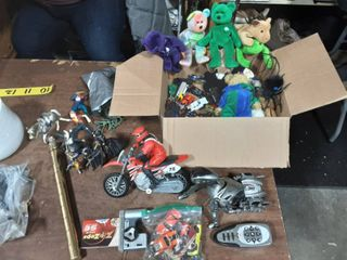 Lot Of Collectible Toys: