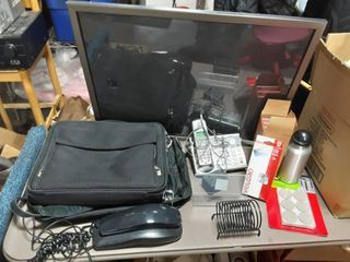 2-Lap Top Cases, Large Frame 25x19, Desk Accessories & Home & Office Phones