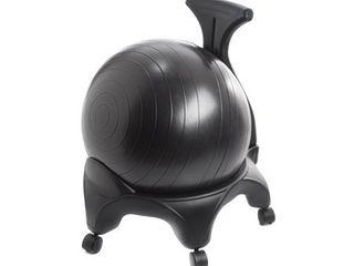 AeroMat Ball Chair   Black  Retail 110 99