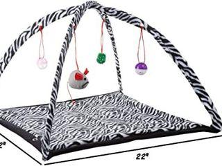 Pet playmat