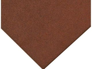 Rubber Cal Eco Sport 1 inch Interlocking Flooring Tiles   1 x 20 x 20 inch Rubber Tile   3 Pack  8 5 Sq Ft Coverage  Retail 92 99