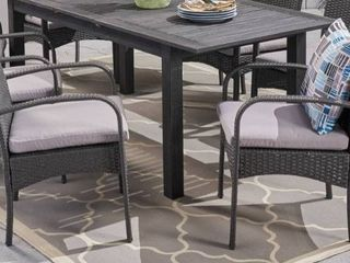 Outdoor Dining Chairs by Christopher Knight Home   2 Chairs   Retail 264 99
