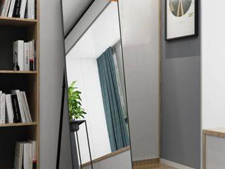 Modern Full length Floor Mirror leaning Bedroom living Room   21 26  x 64 17    Retail 188 49