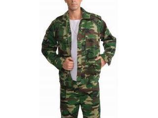 Camouflage Jacket   Standard Size   l