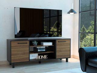 Carbon loft jackal tv stand