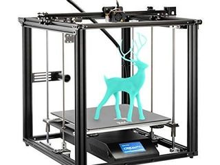 Creality Ender 5 Plus 3D Printer large Print Size 350x350x400mm with Bl Touch Glass Bed