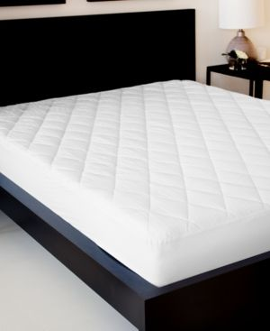 SlEEP TITE Quilted Mattress Pad   Filled with Gelled Microfiber   Deep Pockets Fit Mattresses Up to 18  Deep   Twin Xl