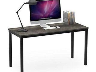 Teraves Computer Desk 39 37 l  x 23 6a W  x 29 52 H  Black Oak Color