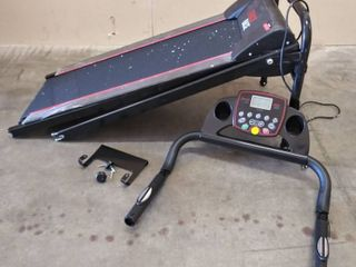 Serene life Track Base Smart Digital Treadmill Model SlFTRD18   For Parts or Repair