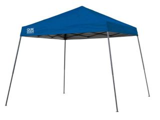 Quik Shade Expedition  64 Square Ft of Shade  10  x 10  Instant Canopy w Case   Royal Blue