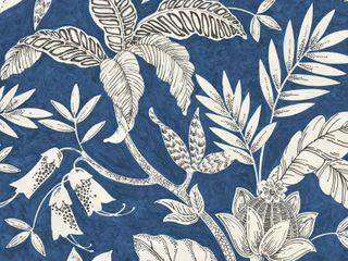 Seabrook Designs Boho Rhapsody Rainforest leaves Unpasted Wallpaper  Wallquest  RY30202    4 Rolls