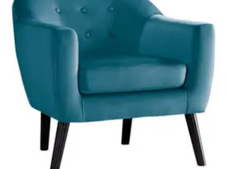 Porter Accent Chair Blue