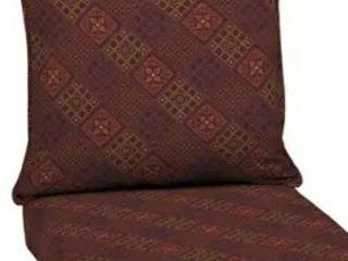 Arden Selections Azulejo Indoor Outdoor Cushions