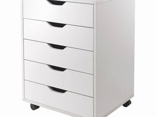 Winsome Wood Halifax 5 Drawer Cabinet