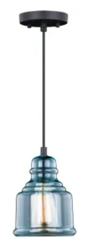 Vaxcel lighting Mille Single light 6  Wide Mini Pendant