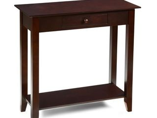Copper Grove Aubrieta Single drawer Hall Table  Retail 134 49