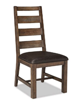 Taos Canyon Brown Rustic Dining Chairs Set of 2
